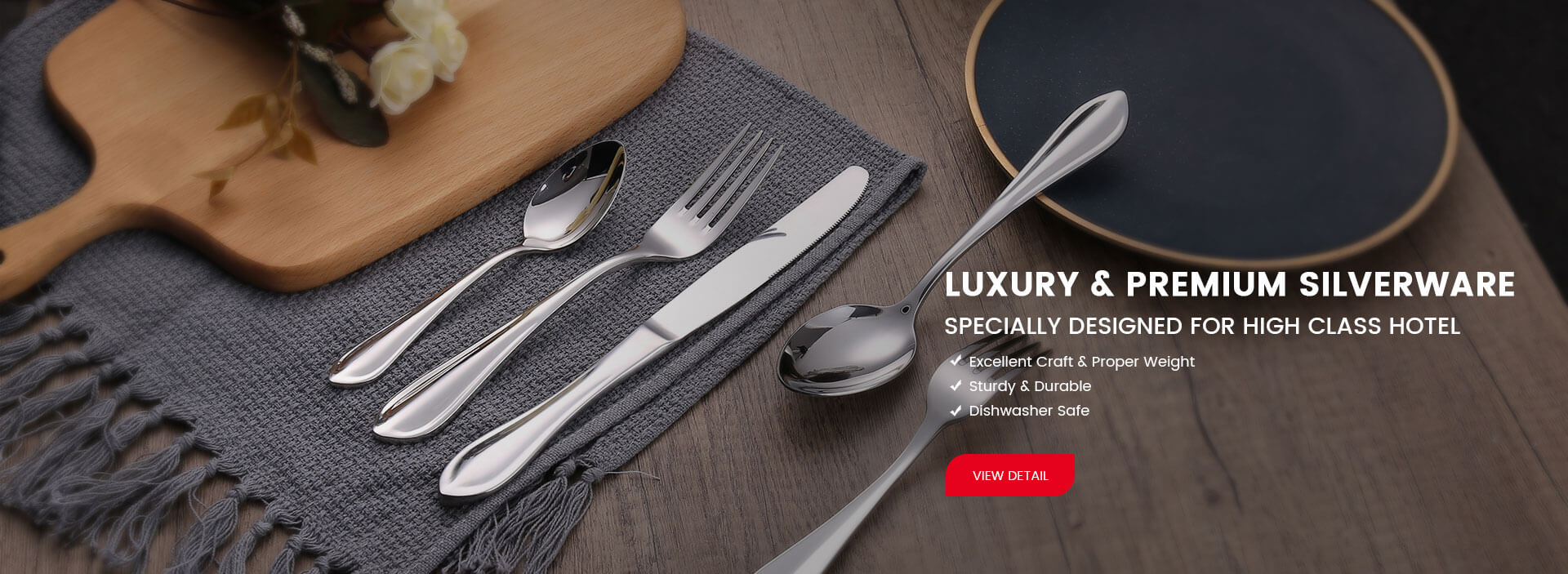 Luxury & Premium Silverware