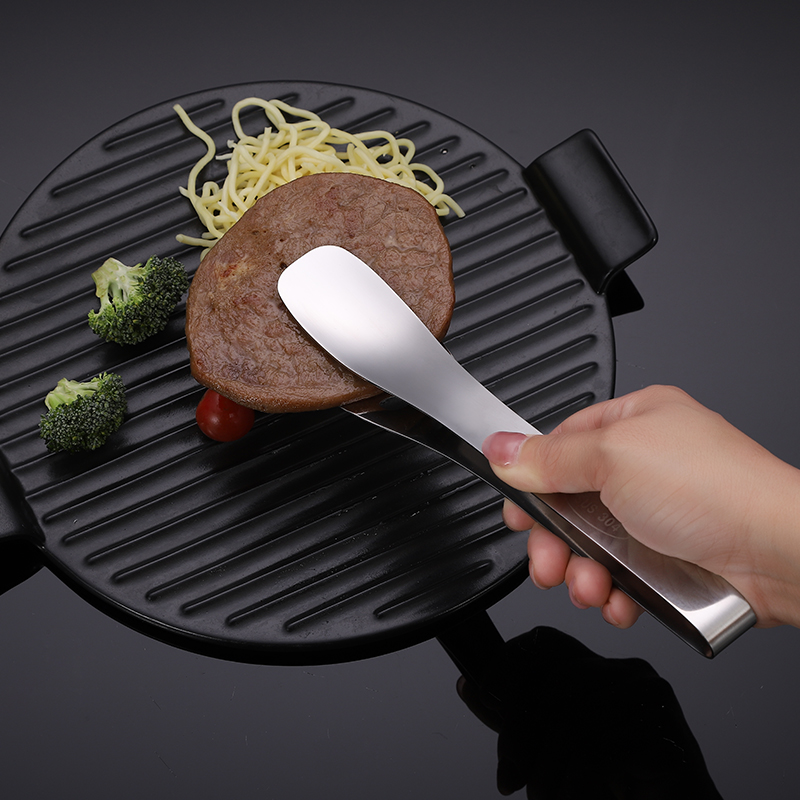 Stainless Steel cooking tongs food Tongs for Steak Clamp Bread clamp Barbecue Tongs