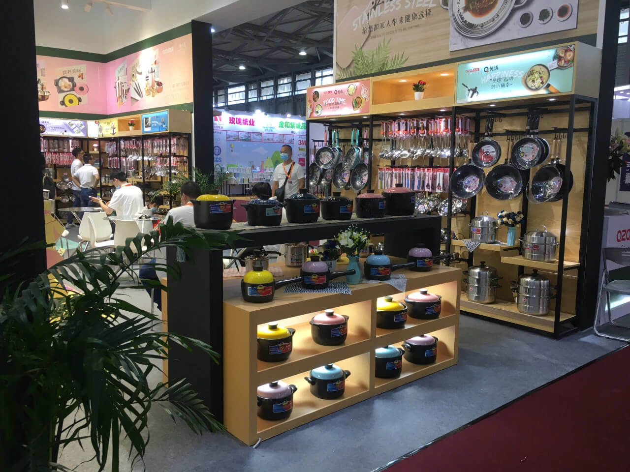 QINGZHAN - Top 5 Brand in China Daily-Use Articles Trade Fair (CDATF)