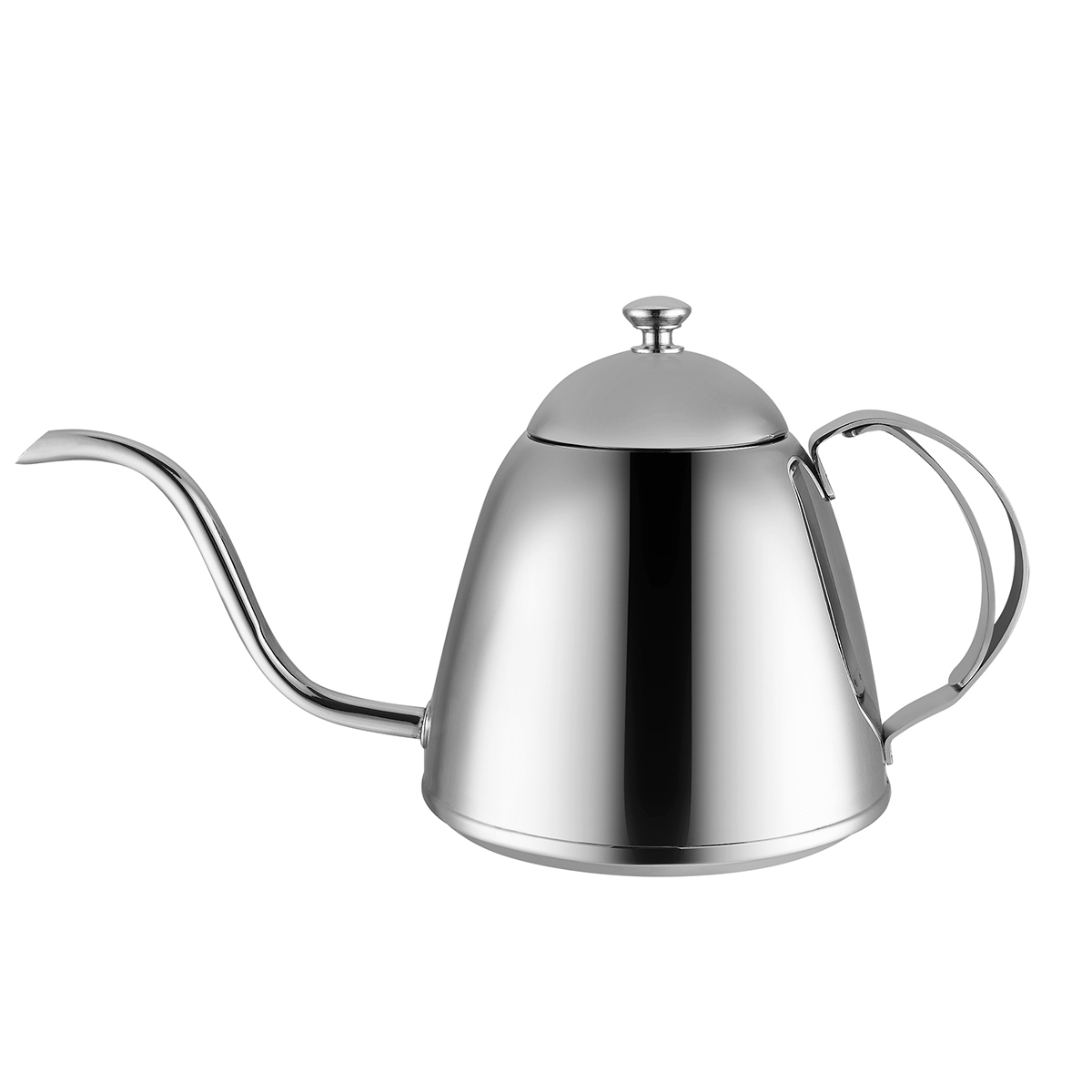 900ml Pour Over Stainless Steel Coffee Kettle with Stainless Steel Handle