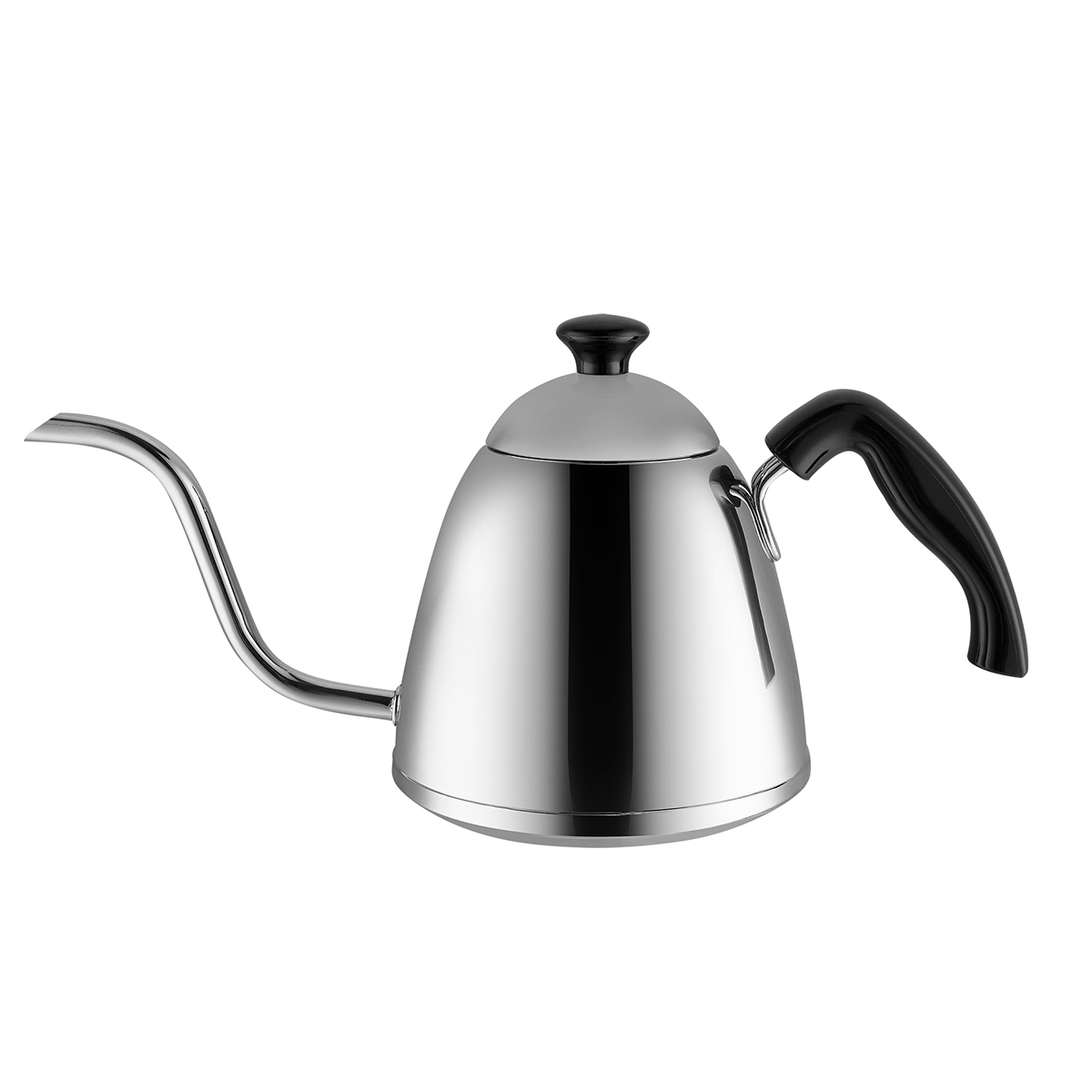 900ml Pour Over Stainless Steel Coffee Kettle with Bakelite Handle