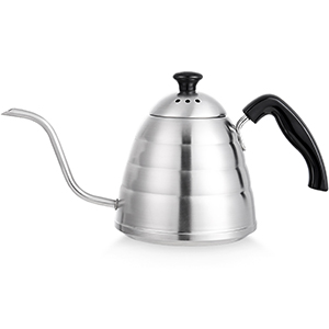 Gooseneck Spout Kettle Coffee Tea Pot Stainless Steel Drip Coffee Kettle