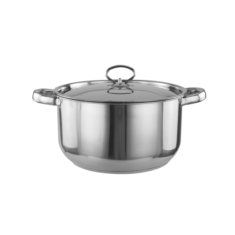 Wholesale Kitchen Accessories 15pcs Stainless Steel Kitchenware Nonstick Cookware Sets